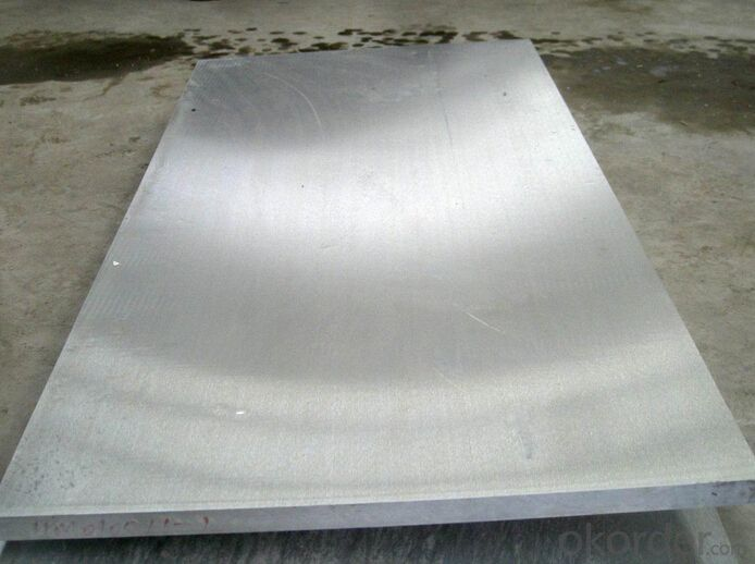 Magnesium alloy plate/sheet AZ31-H24 1.0-10.0mm*600*1000