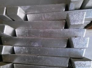 Magnesium Ingot for Casting Hot Sell High Pure 99.9%