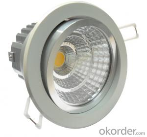 Led Ceiling Down Light 4inch/5inch/5.5inch COB LED Downlight, 12w COB Downlight