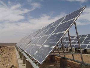 Polycrystalline Solar Panel 200W In High Efficiency Good Quality