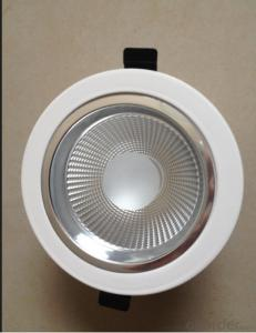Led Cob Downlight Round Ce Saa Rohs 8inch 30w Cree
