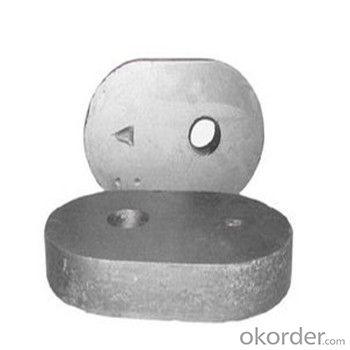 Sliding Gate Nozzle, Upper and Lower Nozzle Brick, Ladle Nozzle Brick