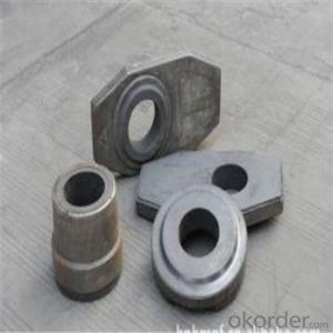 Upper and Lower Nozzle Brick, Sliding Gate Nozzle