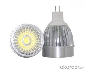 LED Spotlight MR16 COB Dimmable GU10 2700-6500K