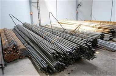 Hard Chrome Carbon Steel Round Bar in CNBM