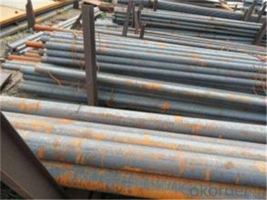 Forged or Hot Rolled Sae 4140 Alloy Steel Round Bars 42CrMO SCM440