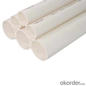 PVC Pipe Material: PVC Specification: 16-630mm Length: 5.8/11.8M Standard: GB