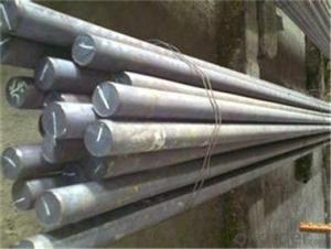 Free Cutting Steel Round Bar with Good Quality in China