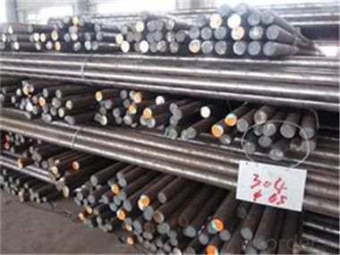 S20C Carbon Steel Round Bars in China with High Quality