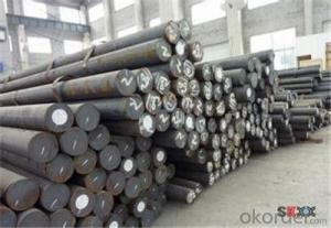 hot rolled steel round bars Bearing steel from China