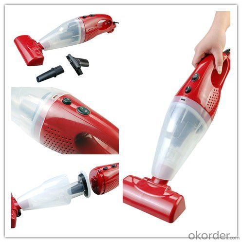 Handheld Stick Vacuum Cleaner Cyclonic Car Industrial 2 in 1 Vacuum Cleaner