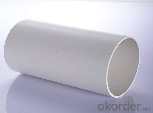 PVC Pipe1.0MPa Specification: 16-630mm Length: 5.8/11.8M