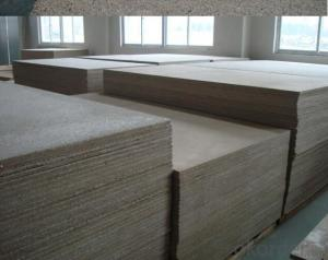 CE Certificate Vermiculite Fire-retardent MgO Board