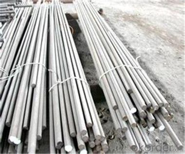 Round Bar Reliable Manufacturer with Standard High Quality