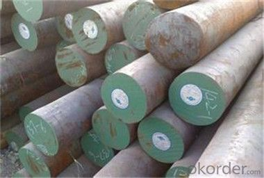42CrMO Forged or Hot Rolled Sae 4140 Steel Round Bars
