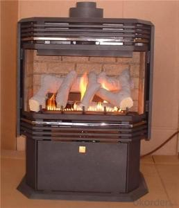Vermiculite Board used as Heat Shieds and Replacement Fire bricks for Wood Burners