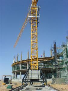 QTP80 Tower Crane TC 5511 for Construction