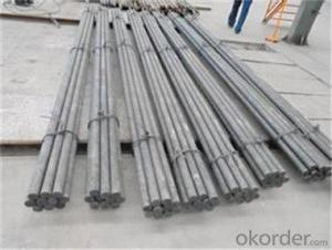 Hot Rolled Carbon Steel Round Bar MS Bar Supplyer by CNBM