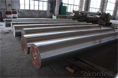Steel Round Bar Reliable Manufacturer from China