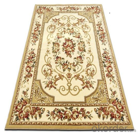 Oriental Machine Made Viscose Persian Rugs