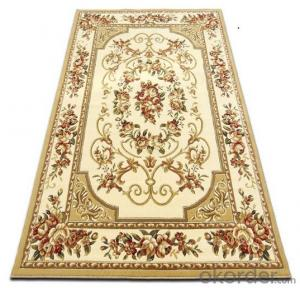 Oriental Machine Made Viscose Persian Rugs