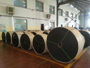 Rubber Conveyor Belt EP/Nylon/CC Canvas Conveyor Belt