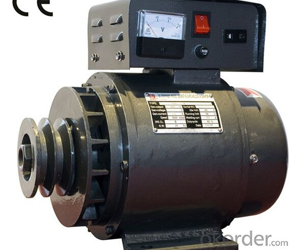 Permanent-Magnet DC Arc-Welding Generator (FHW Series)