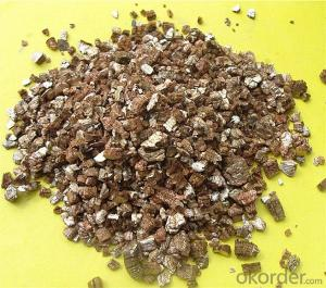 Industrial Vermiculite Powder for Fireproof Using