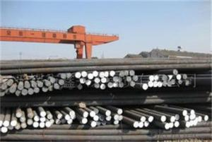 Hard Chrome carbon Steel Round Bars  from China