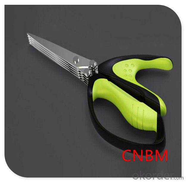 Stainless Steel Soft Handle Student Children/ Kid Scissors