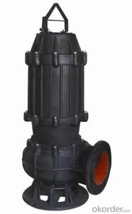 WQ Type Submersible Sewage Submersible Pump