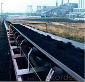 EP Fabric Rubber Conveyor Belt EP100-EP500 Plies