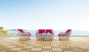 Outdoor Furniture Set Leisure Garden Rattan Table