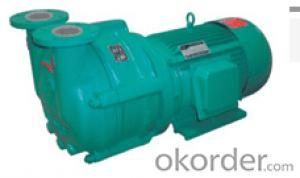 SZ Serries Single-stage Water-ring Vacuum Pump
