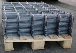 Galvanized Reinforcement Concrete steel wire mesh