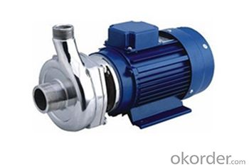 CPm Small Horizontal Centrifugal Water  Pump