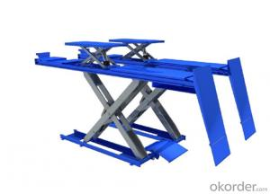 Car Small Scissor Lift -Auto Lift Repair Car