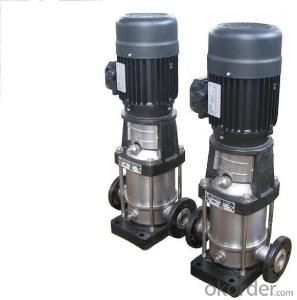 Stainless Steel Multistage Industrial Pump