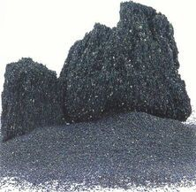 Silicon Carbide Powder/China Supply 99.%