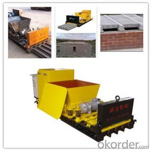 Automatic Prefab Concrete T Beam Making Machine