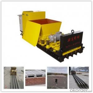 Reinforced Concrete T Beam Forming Machine