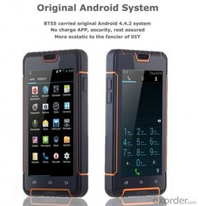 5.0 Inch Rugged  4G Smartphone with Sony Camera