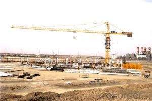 Flat Top Tower Crane TC 7135 for Construction