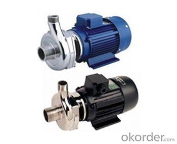 CPm Series Horizontal Centrifugal Water Pump