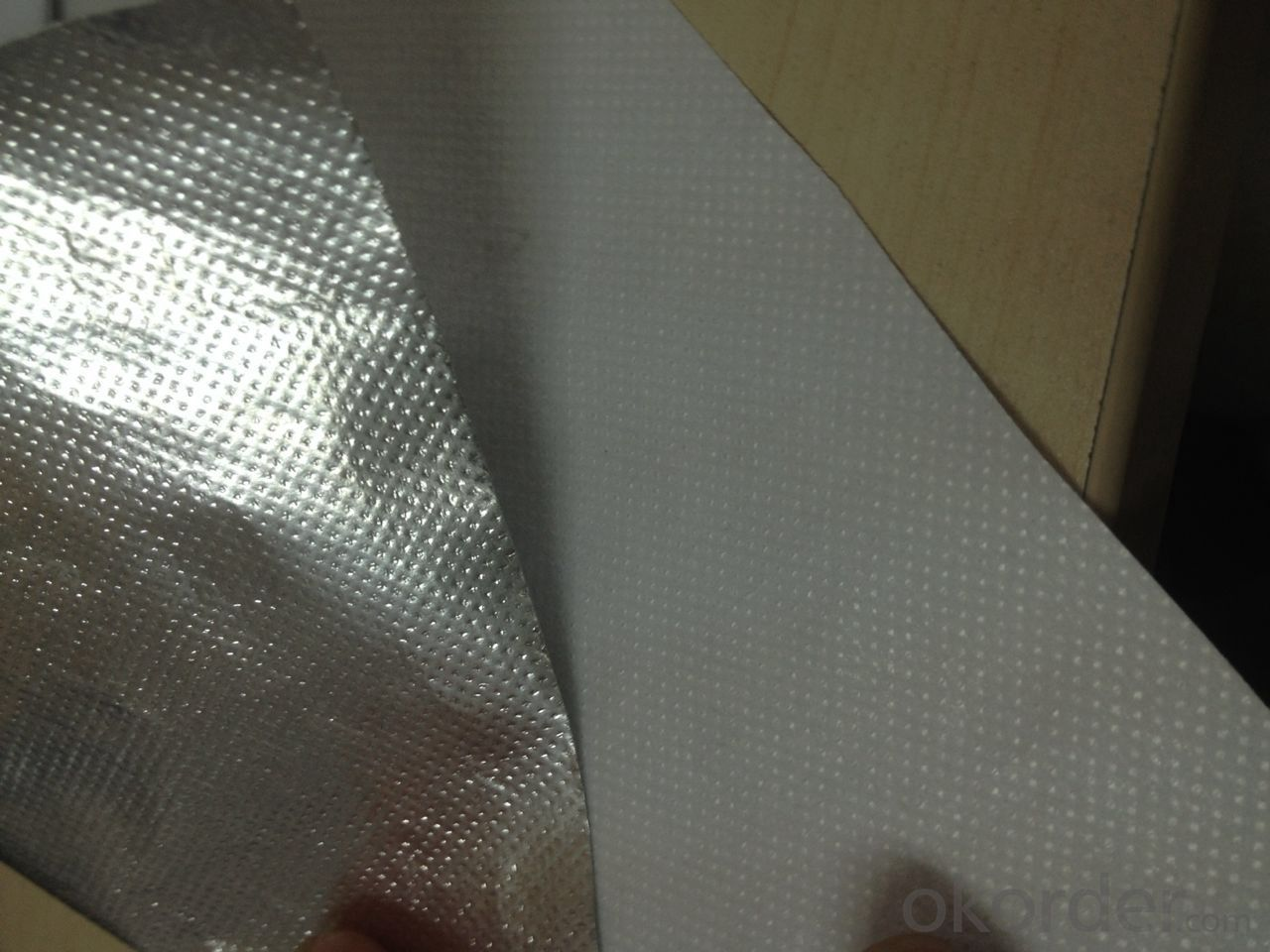 Heat Refletive Membrane with Aluminum Foil and Non-woven Fabric