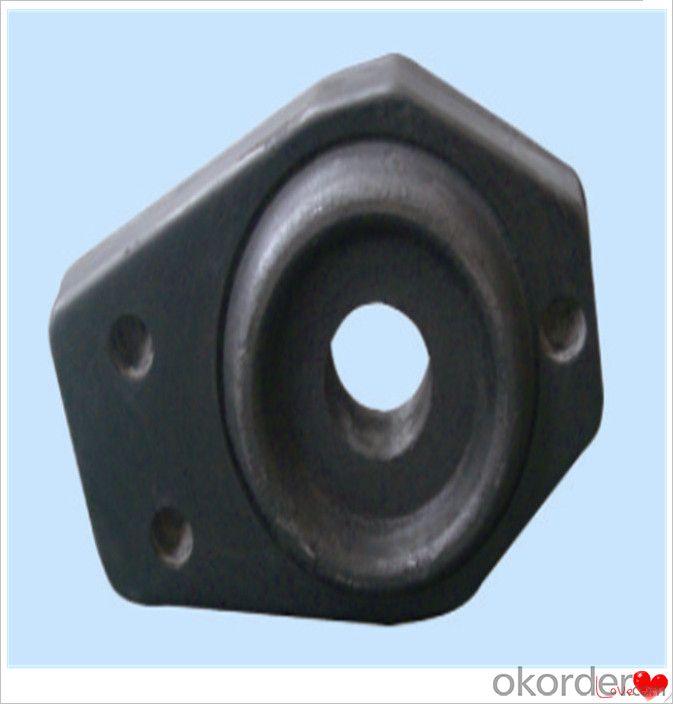 Slide Gate Plate Refractory Slide Gate Plate for Steel Casting Erosion Resistance