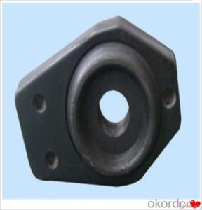 Wheel Alignment Sliding Plate Refractory Slide Gate Plate for Steel Casting Erosion Resistance
