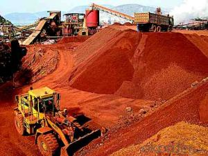 High-Efficiency   Bauxite Ore From China !!!