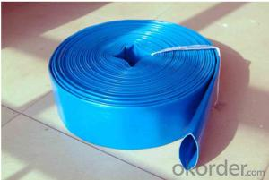 Fire Hose / PVC / EPDM/PU Lining Fire Hose/flexible pvc fire hose