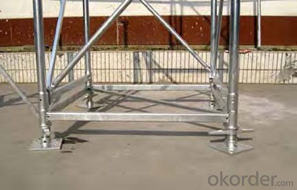 Scaffolding Accessories Cuplock Scaffoldings with High Quality